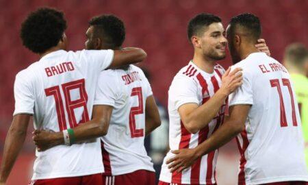 Super League: Σαρωτικός Ολυμπιακός, 4-1 την Λάρισα