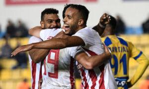 Παναιτωλικός- Ολυμπιακός 0-3: Πέρασε με Ελ Αραμπί και βλέπει Ερυθρό Αστέρα