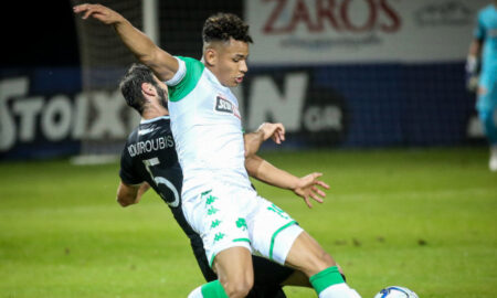 Super League: Ορθιος στο Ηράκλειο ο Παναθηναϊκός (1-1)