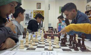 Σκάκι- ΝΟΚ: Οι πρώτες χειμωνιάτικες παρτίδες