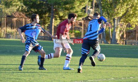 Τοπικό ποδόσφαιρο: Τα αποτελέσματα του Σαββάτου (7/12)