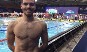 ΚΟΛΥΜΒΗΣΗ: Πρωταθλητής Ευρώπης ο Βαζαίος με ρεκόρ!