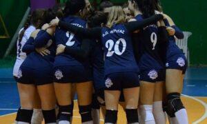 akritas volley women Ακρίτας Καλαμάτας: Τρίποντο διπλής αξίας με Ολυμπιάδα Πάτρας
