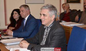 Οι ερωτήσεις του Μανώλη Μάκαρη στο Δημοτικό Συμβούλιο Καλαμάτας