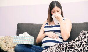 Έγκυες και γρίπη