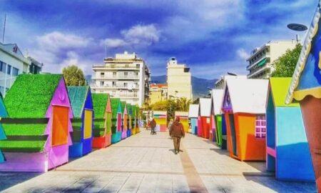 """Καλαματιανό Καρναβάλι: Από τη Δευτέρα 20 Ιανουαρίου το """"Καρναβαλοχωριό"""""""