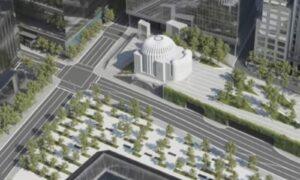 Νέα Υόρκη: Ανοικοδομείται ο Ι.Ν. Αγίου Νικολάου στο Σημείο Μηδέν