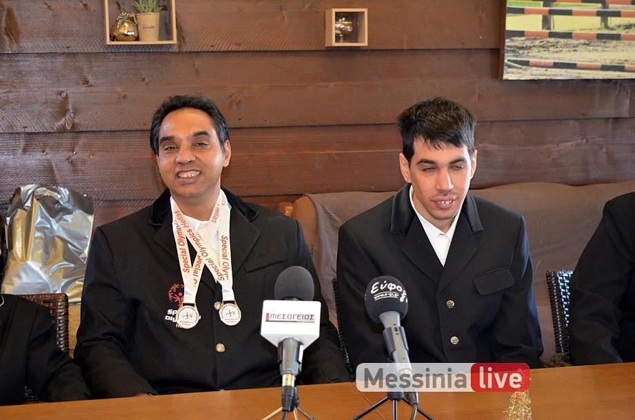 Ιππικός Όμιλος Καλαμάτας: Με διακρίσεις και μετάλλια γύρισε από τους Πανελλήνιους Αγώνες Special Olympics