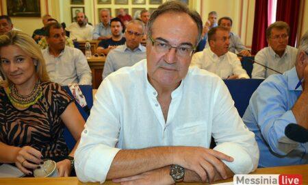 Οδό Θάνου Μικρούτσικου στην Καλαμάτα και εκδήλωση στη μνήμη του προτείνει ο Κοσμόπουλος