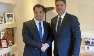 Συνάντηση Γεωργιάδη-Αθανασόπολου: Τι ζήτησε ο Δήμαρχος Μεσσήνης
