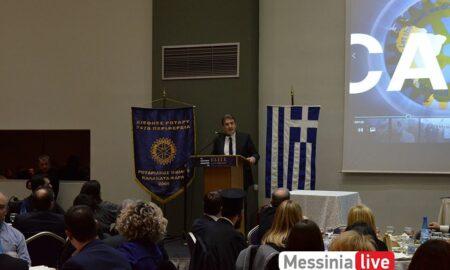 """Χρυσοχοΐδης: """"Κάντε τη Μεσσηνία ένα καλό παράδειγμα, ανοιχτή και ασφαλή"""""""