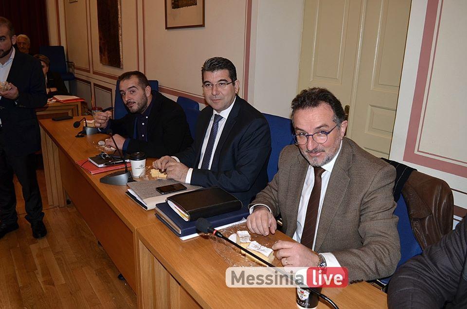 Έκοψε την πίτα του το Δημοτικό Συμβούλιο Καλαμάτας: Μηνύματα για συνεργασίες, πρόοδο και επαγρύπνηση