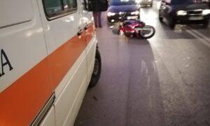 Τροχαίο ατύχημα στην Αθηνών-Στο Νοσοκομείο Καλαμάτας 2 τραυματίες