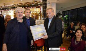 Έκοψαν βασιλόπιτα οι γυναίκες της Μάνης και τίμησαν τον καλύτερο γιατρό της Ευρώπης