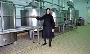 """Απεβίωσε η ιδρύτρια της """"Τυροκομικής Μεσσήνης"""" Γεωργία Πετροπούλου"""