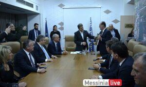 Χρυσοχοΐδης: Θα καταπολεμήσουμε όλα τα προβλήματα που υπάρχουν