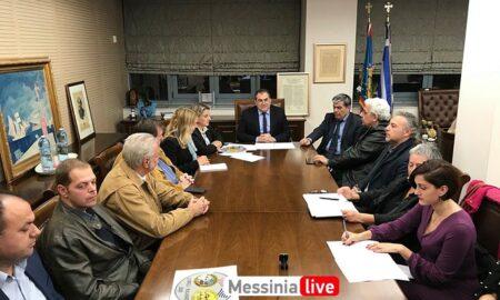 Καλαμάτα-Lowell: Η πρώτη επίσημη τηλεδιάσκεψη παρουσία του Γερουσιαστή Κένεντι