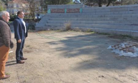 Ανοιχτό Θέατρο Καλαμάτας: Δόθηκε παράταση για τις εργασίες-προχωράνε τα έργα
