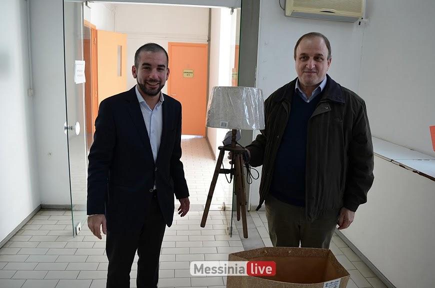 """Βασιλόπουλος: """"Έχουμε υποχρέωση να αναβαθμίσουμε τις εγκαταστάσεις του ΒΙΟΠΑ""""-Έκοψε την πίτα του ο """"ΔΙΟΚΛΗΣ"""""""