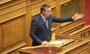 Κυβερνητική παρέμβαση για λήψη μέτρων και στήριξη ελαιοπαραγωγών ζητάει ο Μαντάς