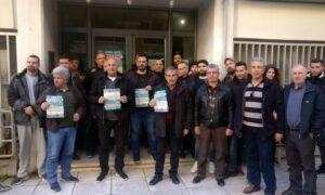 Συμπαράσταση της ΛΑΕ στους απεργούς της ΟΜΕ-ΟΤΕ