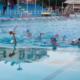 Κολυμβητήριο Καλαμάτας: Με σύμμαχο τον καιρό έγινε η κατάδυση του Τιμίου Σταυρού