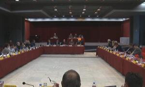 Kατεπείγουσα συνεδρίαση του Περιφερειακού Συμβουλίου Πελοποννήσου – LIVE