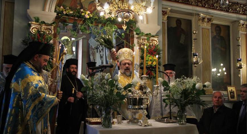 Λαμπρός ο εορτασμός των Θεοφανίων στην Καλαμάτα