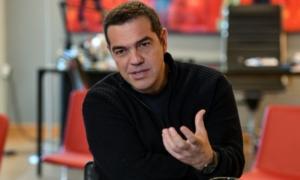 """Τσίπρας: """"Oι αποφάσεις της Κυβέρνησης Μητσοτάκη ενισχύουν την εργοδοτική αυθαιρεσία και πριμοδοτούν όσους παρανομούν"""""""