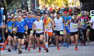 Taygetos Challenge στην Καρδαμύλη: 10+1 χρόνια, 3+1 διαδρομές