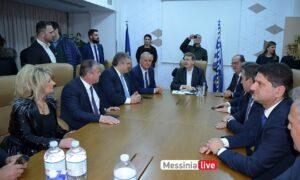Αθανασόπουλος προς Χρυσοχοΐδη: Η αύξηση αστυνόμευσης στην περιοχή να λάβει μόνιμο χαρακτήρα
