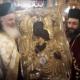 Πλήθος κόσμου στην ενθρόνιση της Παναγίας Υπαπαντής στην Καλαμάτα