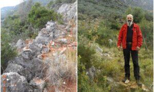 Εξερεύνηση και διάνοιξη μονοπατιού στο Καλάθι από στελέχη του Ευκλή