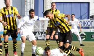 Football League: Ο Διαγόρας άλωσε τα Τρίκαλα, βαθμό ο Θεσπρωτός στη Νεάπολη