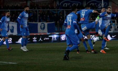 ΠΑΣ Γιάννενα- Παναθηναϊκός 1-0: Του έβαλε δύσκολα