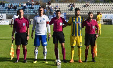 Διαιτητές Football League: Ο Βλάχος σφυρίζει την Καλαμάτα στη Ρόδο