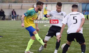 Απόλλωνας Καλαμάτας- Πανθουριακός 0-0: Κέρδισαν… οι άλλοι