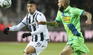 Super League: Επαγγελματική νίκη για ΠΑΟΚ, 3-1 τον Αστέρα στην Τούμπα