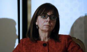 Σακελλαροπούλου: Με 261 ψήφους εκλέχθηκε η πρώτη γυναίκα Πρόεδρος Δημοκρατίας της Ελλάδας