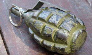 Κιτριές: Κινητοποίηση του Στρατού και της Αστυνομίας για εξουδετέρωση παλιάς χειροβομβίδας σε κτήμα
