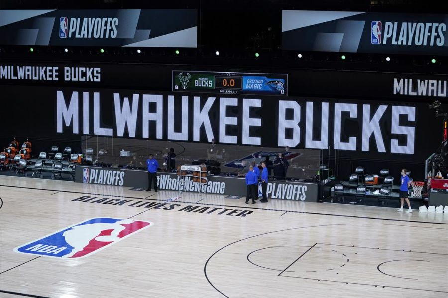 , NBA: Iστορικό μποϊκοτάζ των Μπακς οδήγησε στην αναβολή όλων των αγώνων play off της Τετάρτης
